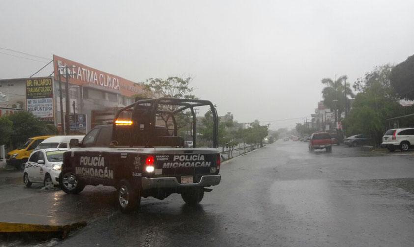 Photo of Tras Acuerdo Policía Michoacán Regresará A Patrullar En Morelia