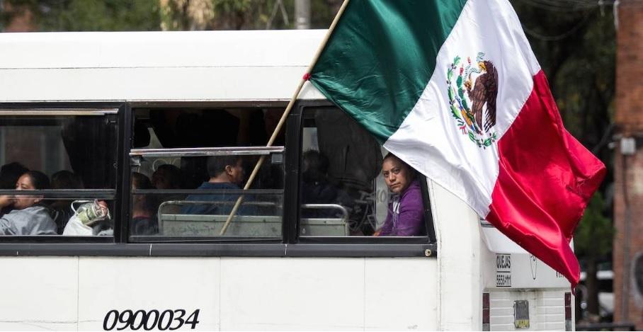 Photo of Regresaban De Vender Su Voto Al PRI Y Fueron Asaltados Por Gente De La Misma Organización.