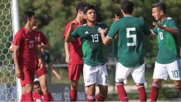 Photo of México En Final De Torneo Esperanzas De Toulun