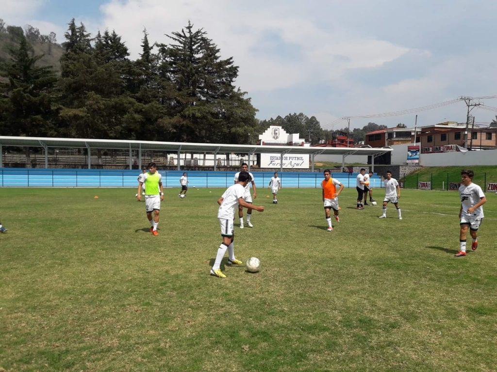 Photo of Atlético Valladolid Anuncia Visorias Para Sus Equipos De Fuerzas Básicas