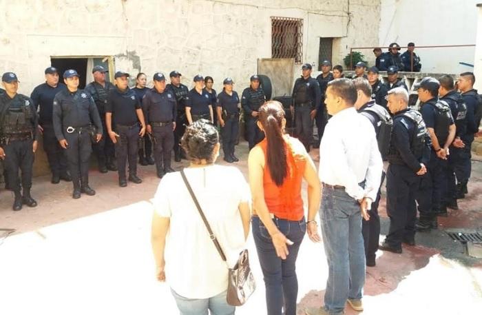 Photo of #Michoacán Relevan A Mandos Policiacos En Taretan