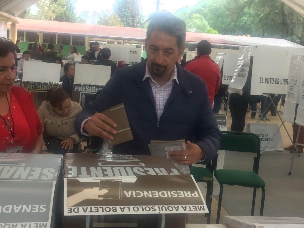 Photo of Ejerzamos Libre Y Decididamente Nuestro Voto: Medardo Serna