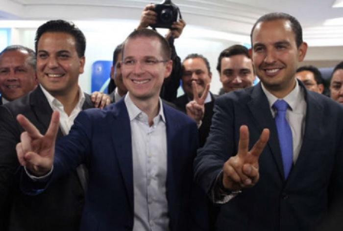 Photo of Marko Cortés Reitera Buscará Ser Presidente Del PAN Y Dice Que Anaya No Regresará
