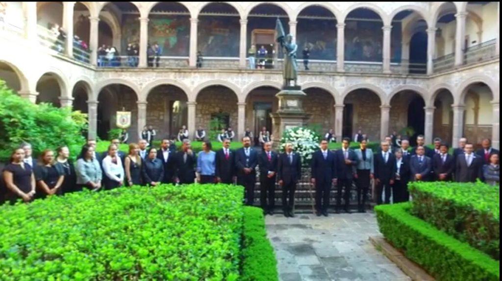 Photo of Facultad De Agrobiología De Uruapan Obtiene Acreditación