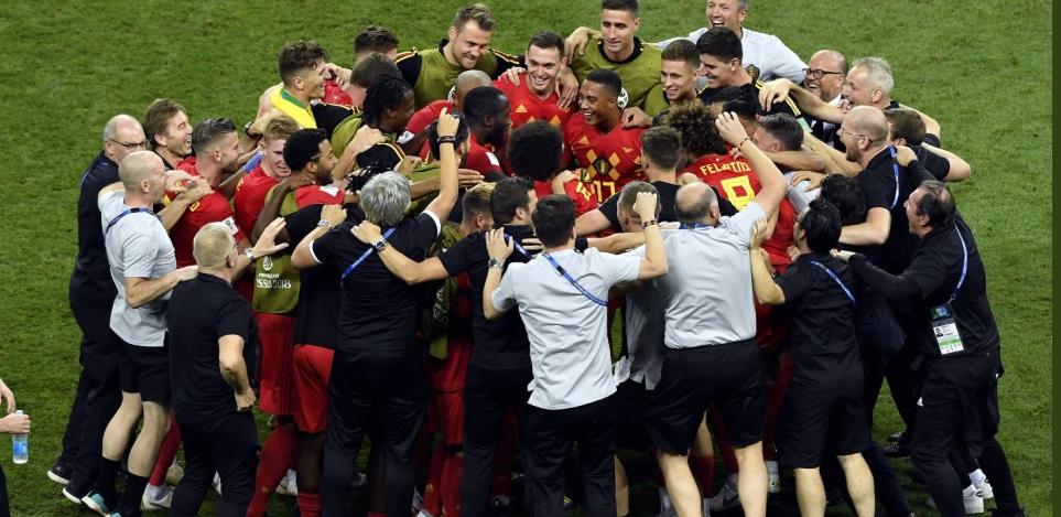 Photo of Brasil Dice Adiós Al Mundial, Bélgica Lo Vence 1-2 Y Se Va A Semifinales