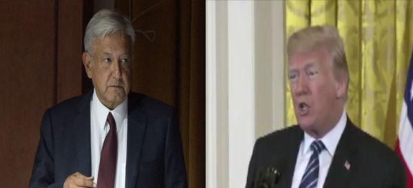 """Photo of """"Juan Trump"""" El Apodo Que Puso Donald A AMLO"""