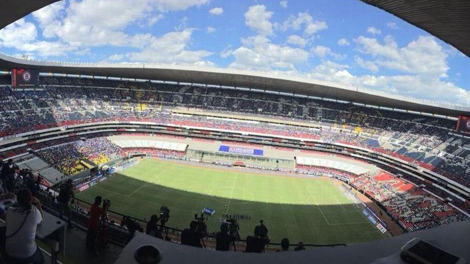Photo of Después de 22 Años El Cruz Azul Regresó Al Estadio Azteca