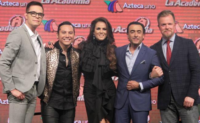 """Photo of Presentan A Los Nuevos Jueces De """"La Academia"""""""