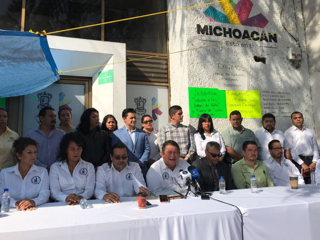 Photo of Acusa Sindicato De Salud Que Director De La Junta De Conciliación Está Viejo Y No Trabaja