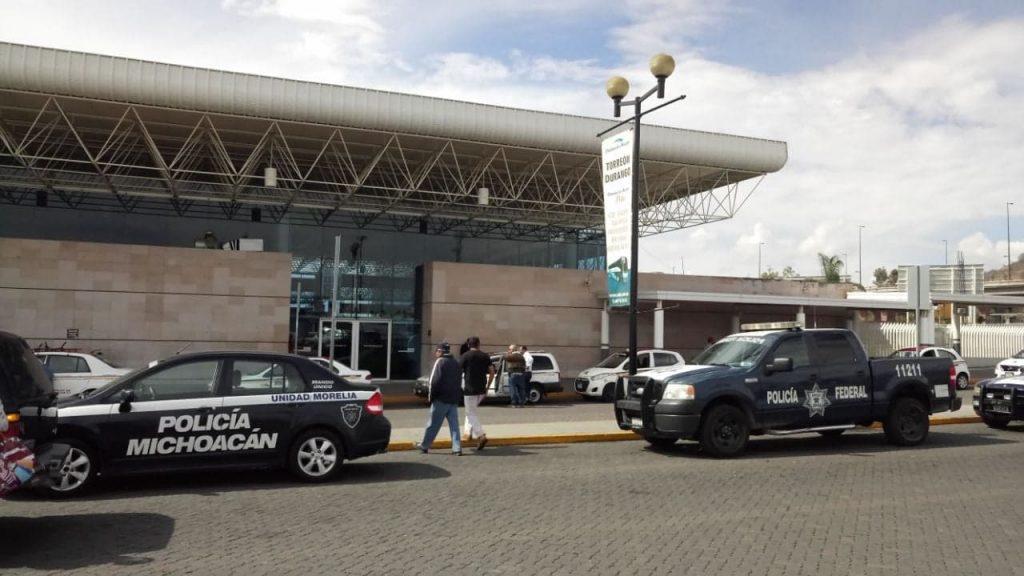 Photo of #Morelia Policía Federal Encuentra Cargadores Para Armas De Alto Calibre En TAM