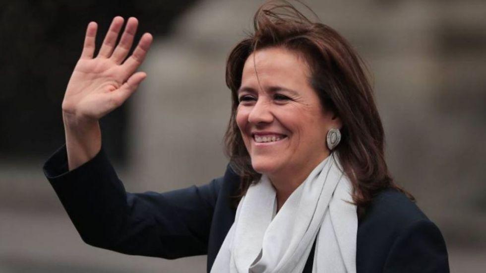 """Photo of Margarita Zavala Revela Que Nuevo Partido De Felipe Calderón Podría Llamarse """"Libre"""""""