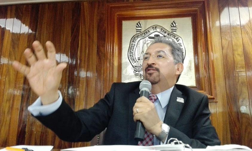 Photo of Sigue UMSNH Sin Recibir Notificación Del Congreso Para Aprobar Reforma Al Art. 143