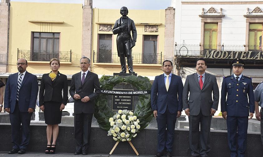 Melchor Ocampo Congreso