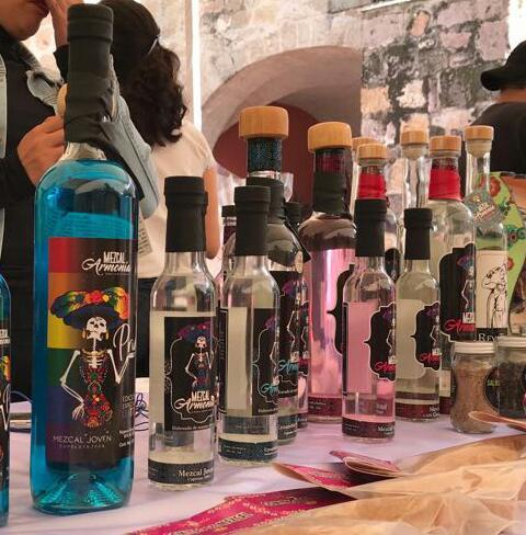 Photo of Desde Salsas Hasta Mezcal Gay En primer Festival De Productores Michoacanos