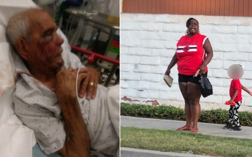Photo of Arrestan A Afroamericana Que Atacó A Abuelito De 92 Años