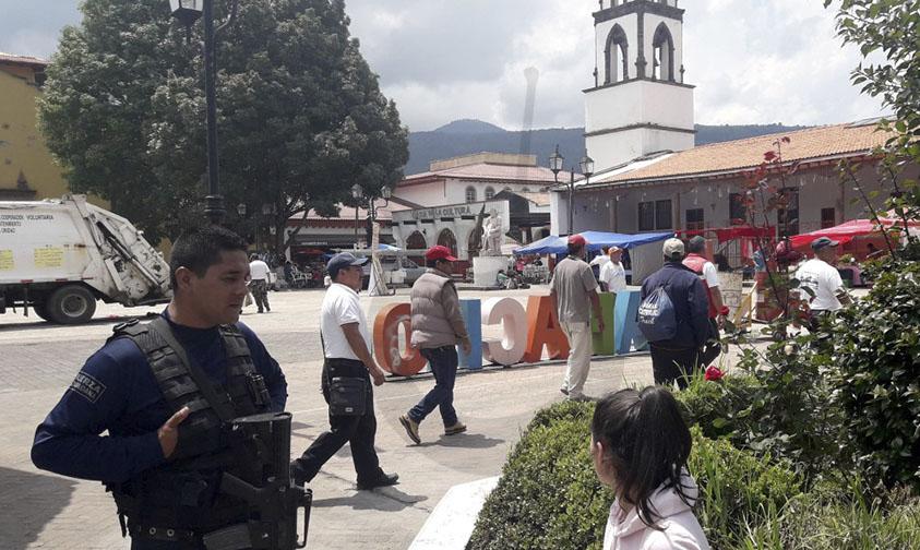 Paracho toma Alcaldía