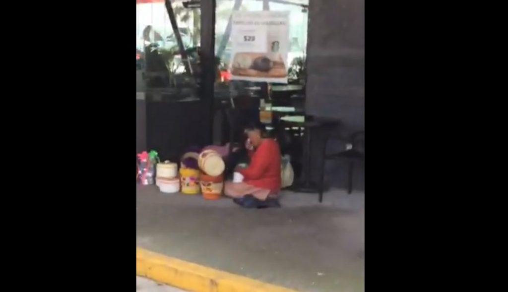 Photo of #Video Starbucks Discrimina Y Agrede A Abuelita Mexicana
