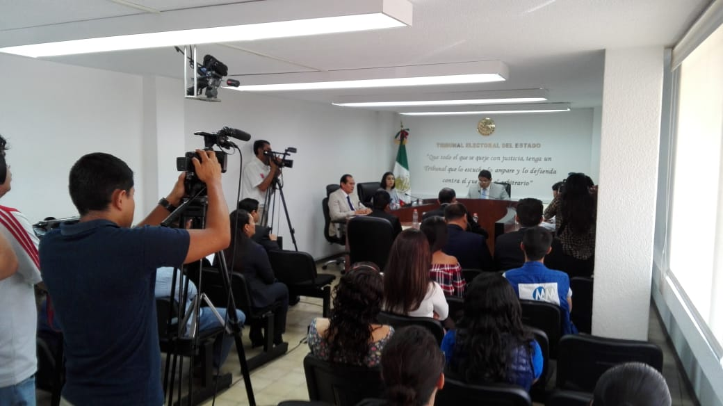 Photo of Poca Efectividad En Argumentos De Partidos Políticos Que Presentaron Inconformidad En El TEEM
