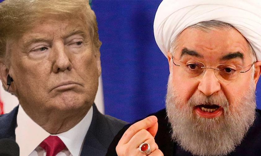 """Photo of Trump Contesta Amenazas De Irán Les Dice """"Sufrirán Las Consecuencias"""""""