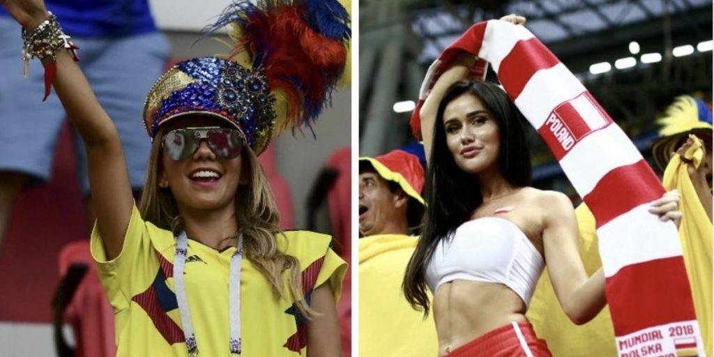 Photo of Que Ya No Graben A Las Aficionadas Guapas En Partidos Del Mundial Pide La FIFA
