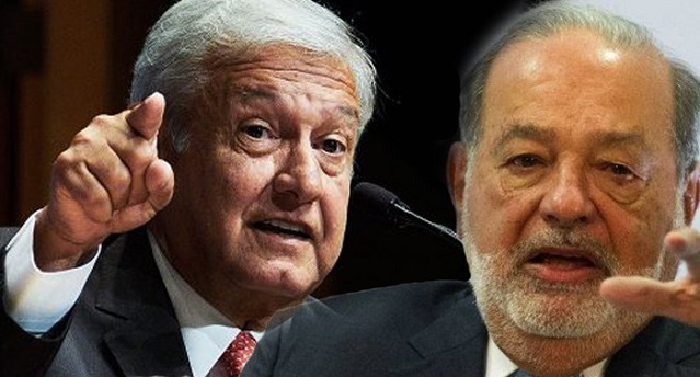 Photo of Llega La Felicitación De Carlos Slim A AMLO Por El Triunfo De Las Elecciones