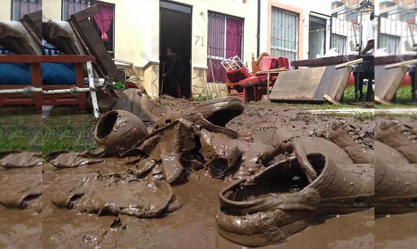 Photo of Más De 200 Casas Afectadas Por Tromba Del Lunes En Quinceo: PC