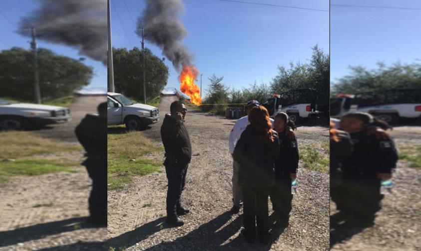 explosión gas LP Puebla