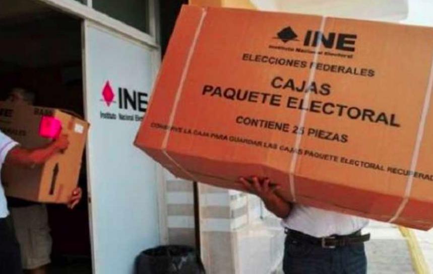 Photo of Reportan Robo De Boletas En Tarímbaro Y Charo Por Parte De Grupos Armados: IEM