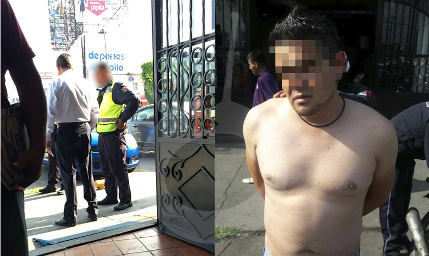 Photo of #Morelia Vato Se Pasa Semáforos En Rojo Para Llegar Al Banco Y Se Pone Violento Con Polis