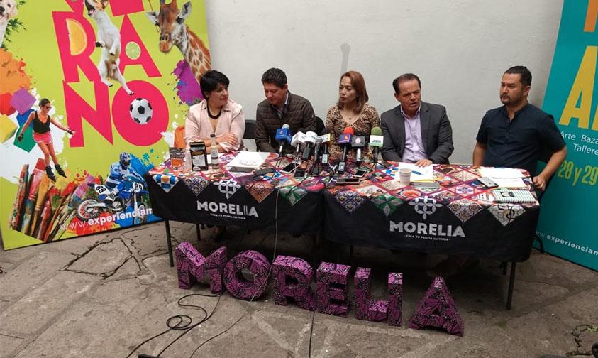 Photo of ¡Cosméticos Y Zapatos! 1er. Festival De Productores Michoacanos Para El Mundo