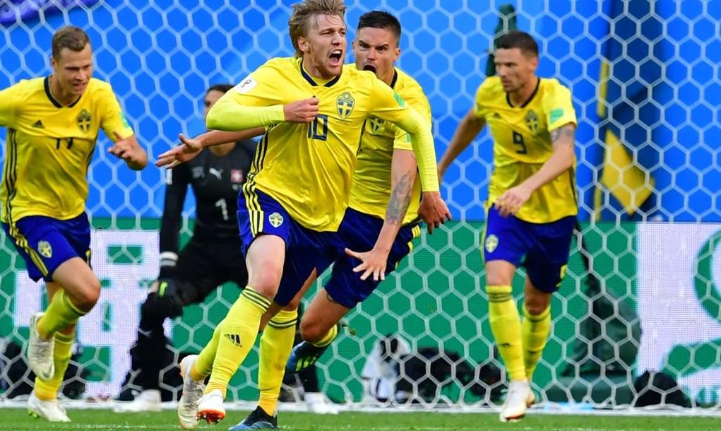 Photo of Termina El Partido Y Suecia Ya Está En Cuartos De Final