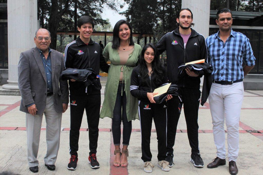 Photo of #CDMX Atletas Michoacanos Agradecidos Con CECUFID Y Asistir A Centroamericanos En Colombia