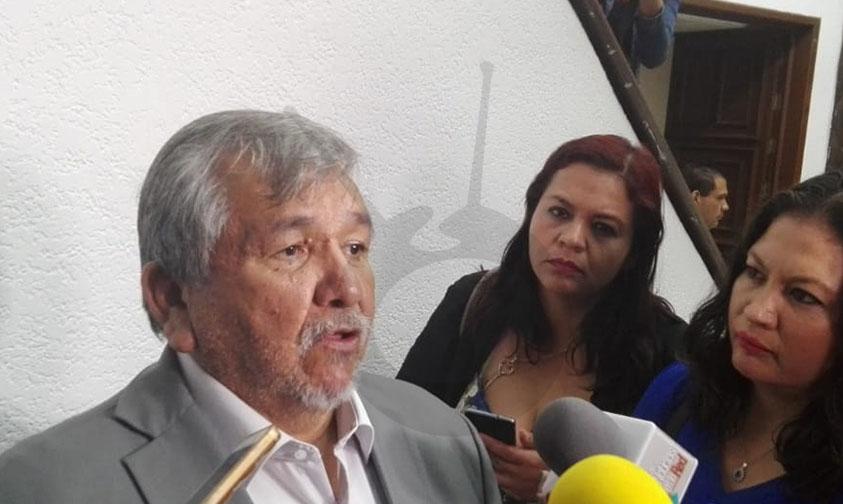 Photo of #Michoacán No Sacará LXXIIII Legislatura Leyes Secundarias Para El Fiscal General: Ángel Cedillo