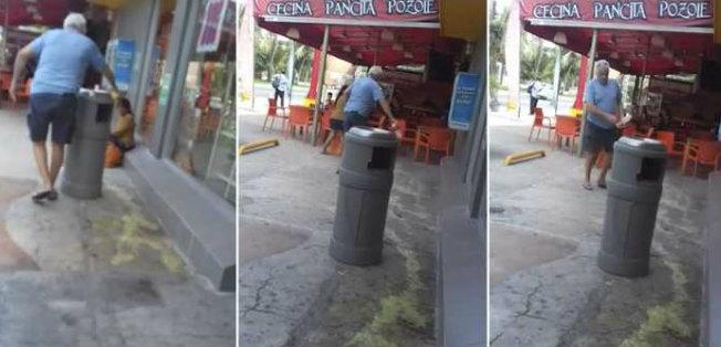 Photo of #Video Señor Echa Ácido Para Quitar A Niña Indígena