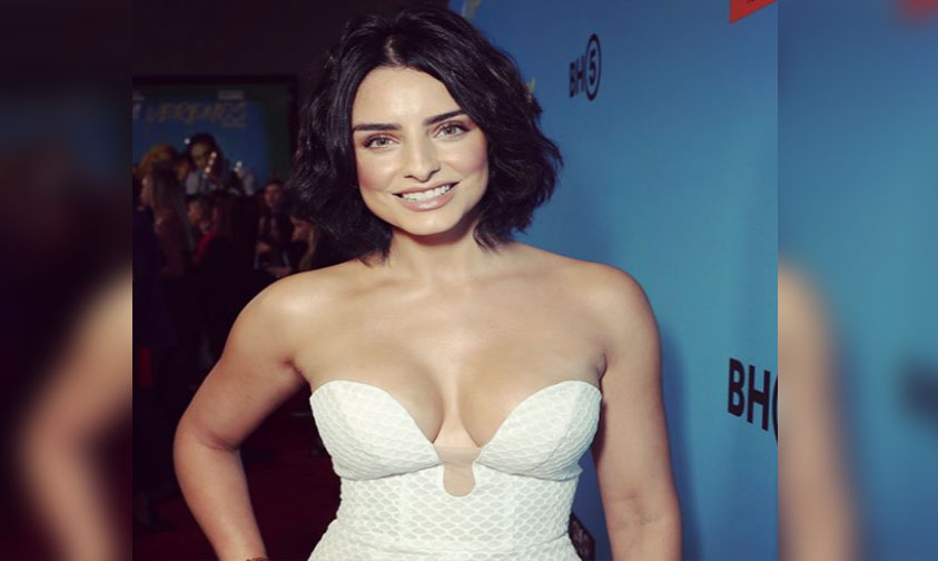 Photo of #Vídeo Aislinn Derbez Sorprende A Todos Con Su Pechonalidad