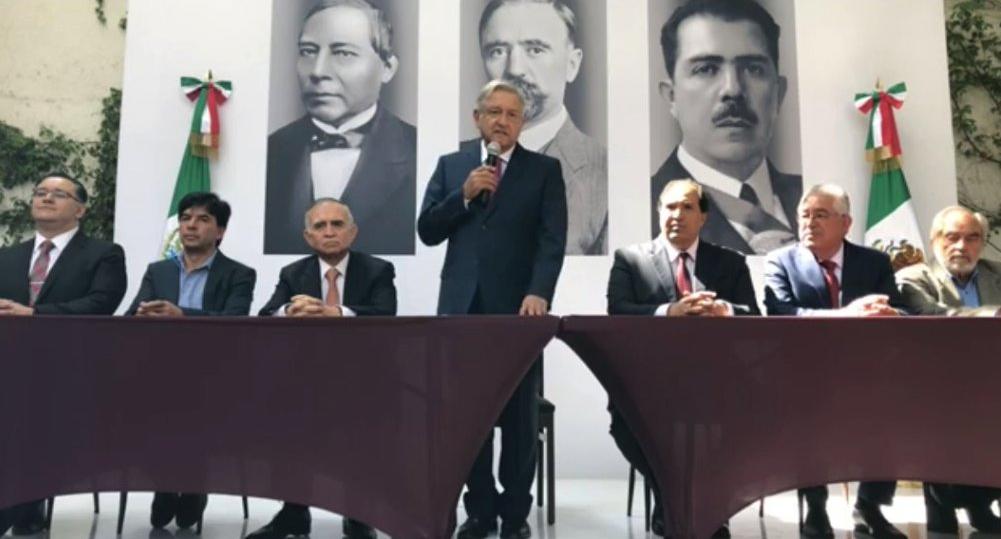 Photo of Confirmado Por AMLO Cárdenas Batel Será Coordinador De Asesores