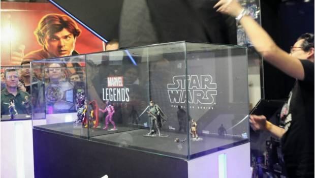 Photo of Hasbro Presentó Nuevas Figuras De Star Wars Para La Línea Vintage Y Black