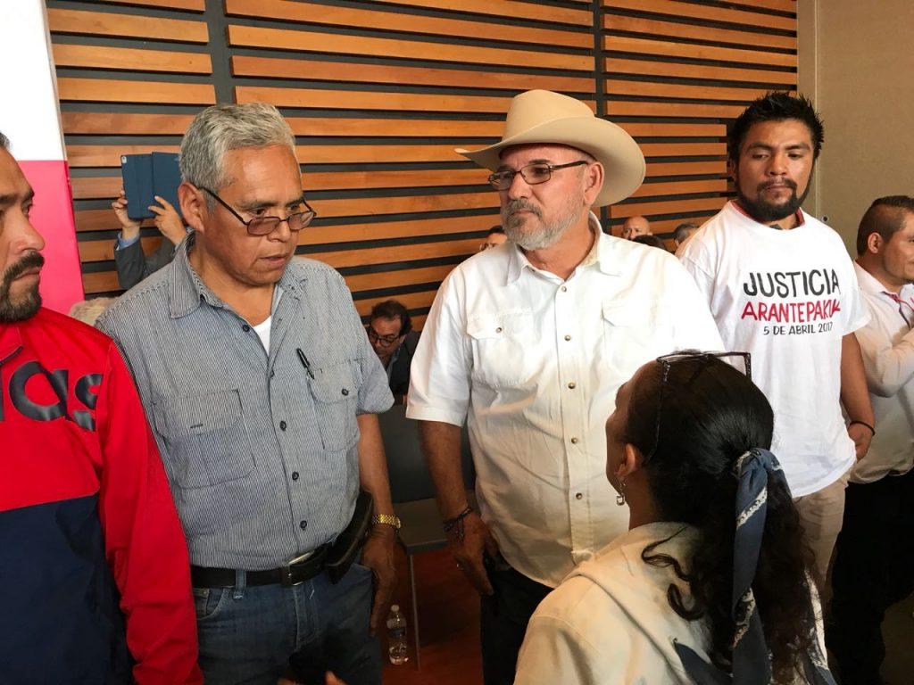 Photo of Indigno Que Titular De SSP Se Presente En Evento De Pacificación: Comunero De Arantepacua
