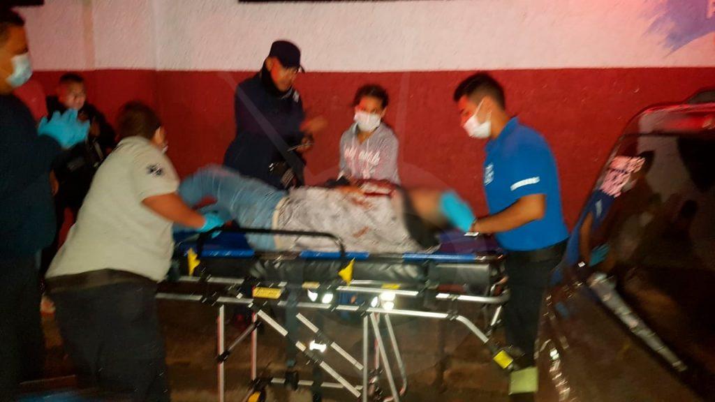 Photo of #Michoacán A Dos Cuadras De Instalaciones De Policías Balean A Vendedor De Autos En Jacona