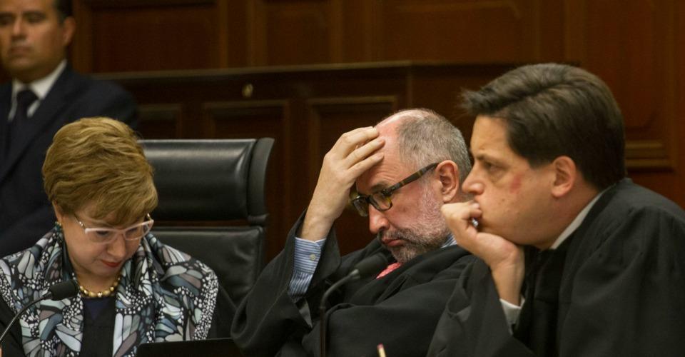 Photo of Ministro De La Suprema Corte Dice Que Ley Impide Bajar Sus Sueldos