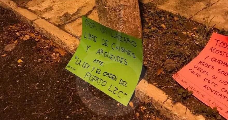 Photo of En Lázaro Cárdenas Los Amenazan Por Andar De Argüenderos En Facebook