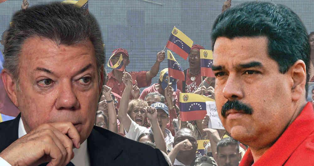 """Photo of Presidencia Colombiana Responde A Acusación De Maduro """"Es Absurda"""""""