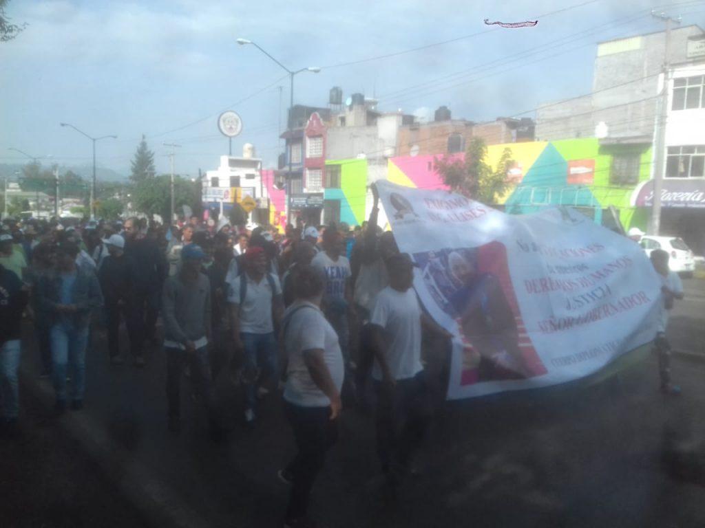 Photo of No Es Narcoprotesta Lucha Por Libertad De Ulises Sánchez
