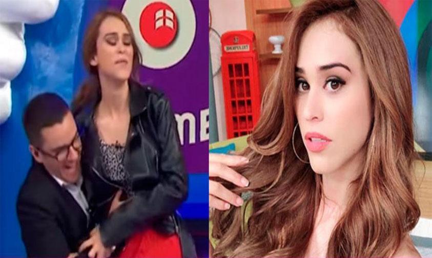 Photo of #Vídeo A Mauricio Mancera Se Le Pasó La Mano Con Yanet García En Plena Transmisión