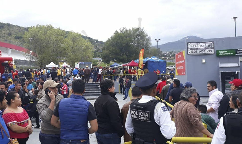 Photo of ¡Esta Noche! Policía De Morelia Vigila Encuentro Monarcas Vs Pachuca
