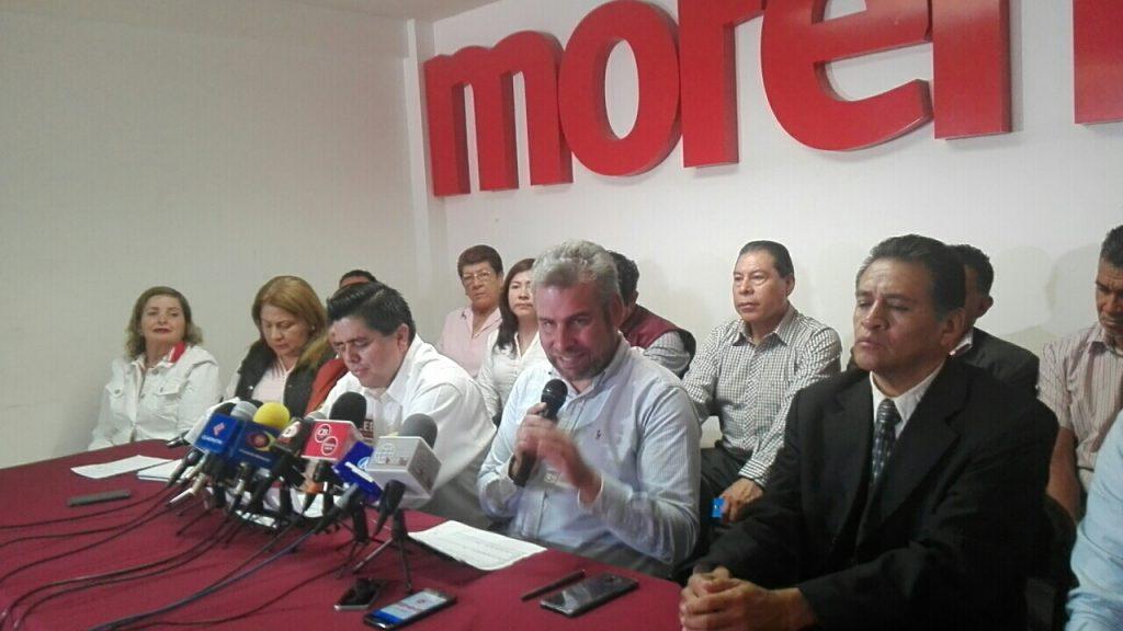 Photo of #Michoacán Morena Acusa Presión Del PRI En Reasignación De Plurinominales Quitadas
