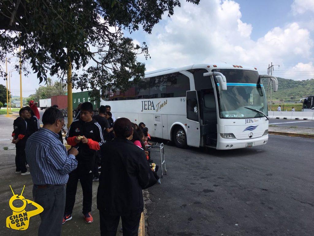 Photo of Falla Mecánica No Detiene A Michoacanos Rumbo A Paralimpiada Nacional 2018