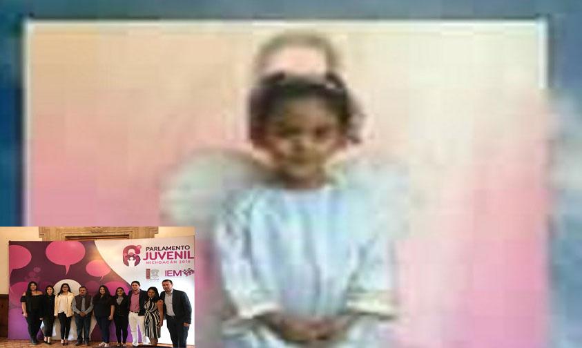 Photo of Homicida De Valentina Debe Ser Juzgado Conforme A Derecho Y Cumplir Sentencia: Jóvenes Nicolaítas