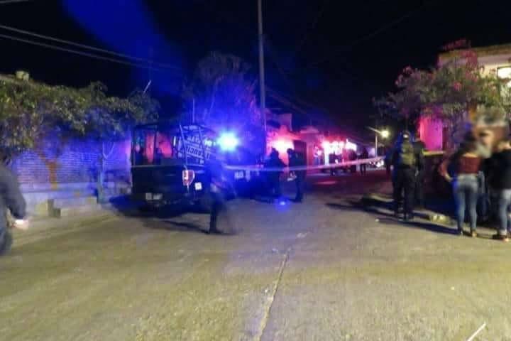 Photo of #MichoacánRojo Jefe De La Policía De Santa Ana Maya Herido En Ataque A Balazos