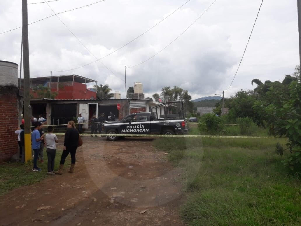 Photo of #Michoacán Encuentran Chavo Degollado En Colonia Monarca De Uruapan